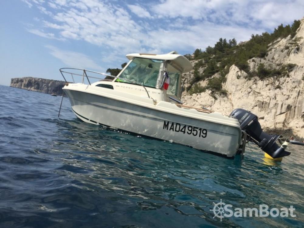 Bootverhuur Jeanneau Merry Fisher 530 in Marseille via SamBoat