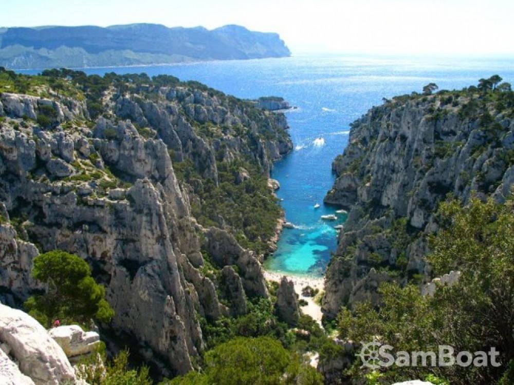 Jachthuur in Marseille - Jeanneau Merry Fisher 530 via SamBoat