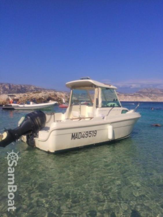 Huur een Jeanneau Merry Fisher 530 in Marseille