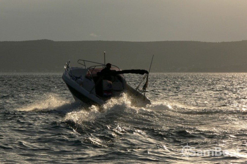 Verhuur Motorboot Seabird-655 met vaarbewijs