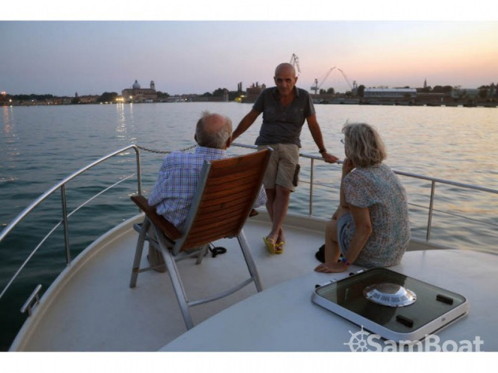 Verhuur Motorboot in Venetië - Linssen Linssen Grand Sturdy 410 AC