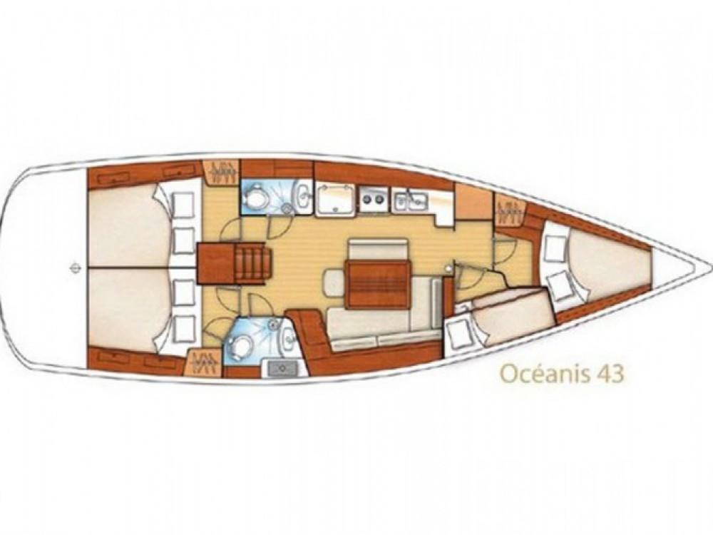 Zeilboot te huur in Grad Biograd na Moru voor de beste prijs