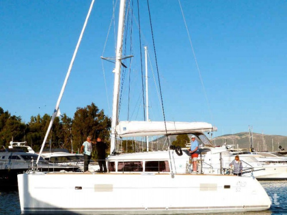Huur Catamaran met of zonder schipper Lagoon in Athens-Clarke County Unified Government