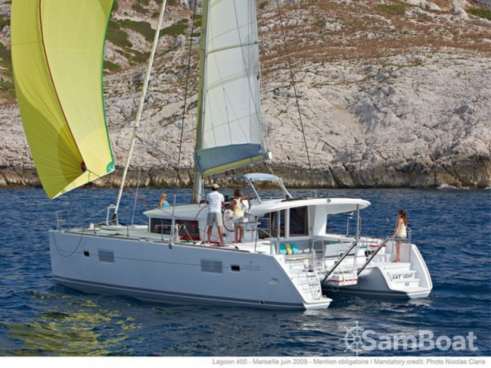 Verhuur Catamaran in Athens-Clarke County Unified Government - Lagoon Lagoon 400 S2