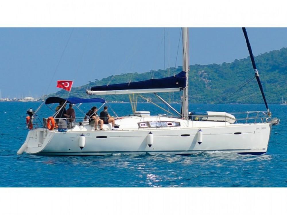 Bénéteau Oceanis 43 te huur van particulier of professional in Marmaris