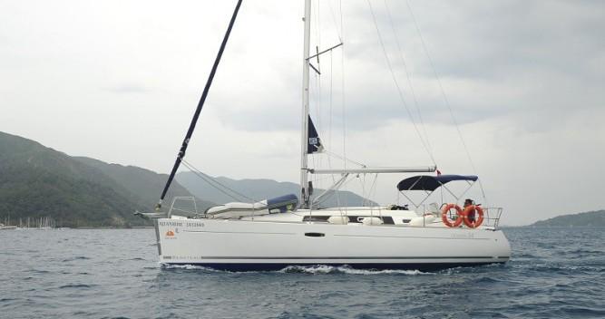 Verhuur Zeilboot in Marmaris - Bénéteau Oceanis 34