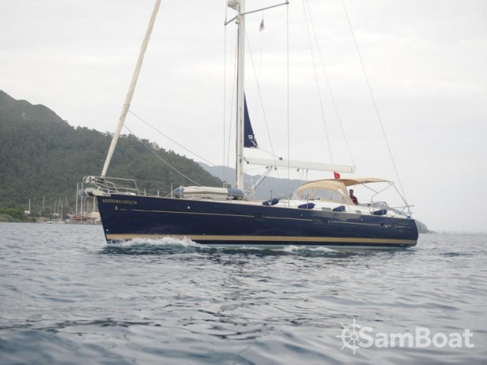 Bootverhuur Bénéteau Oceanis 523 in Marmaris via SamBoat