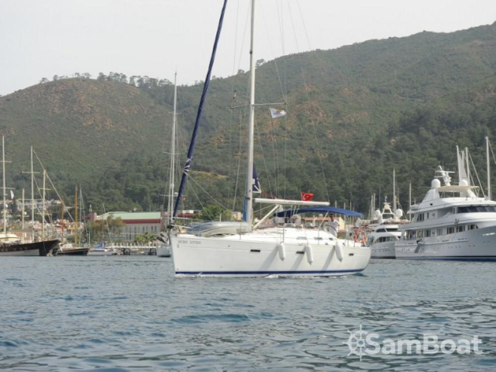 Bootverhuur Marmaris goedkoop Oceanis 393
