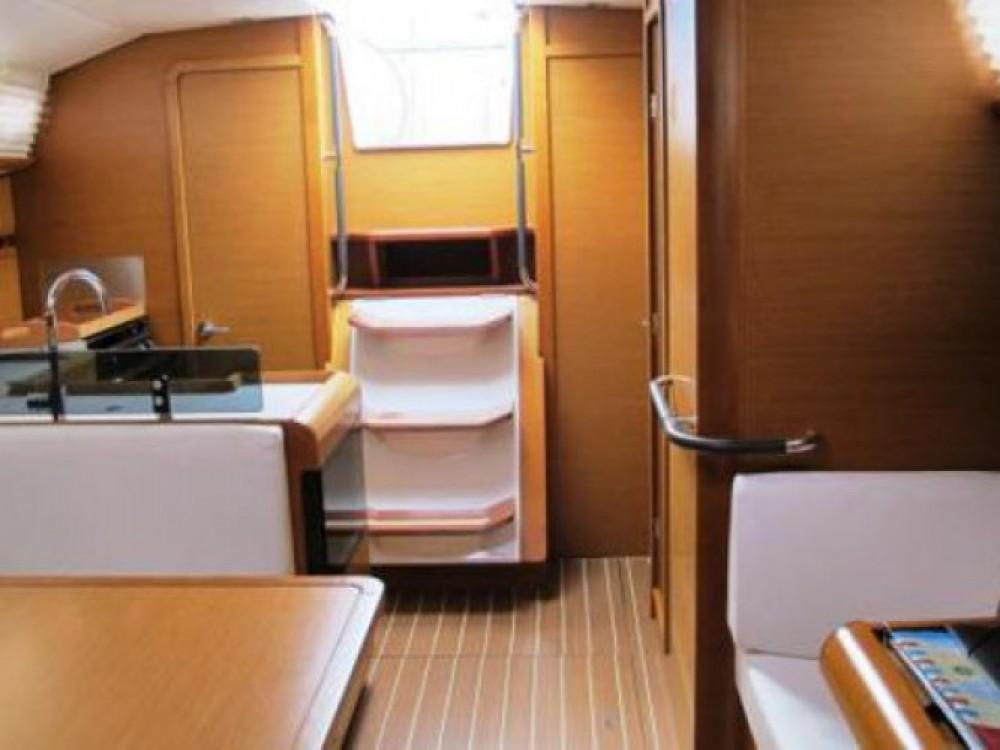 Verhuur Zeilboot in Kaštel Gomilica - Jeanneau Sun Odyssey 409