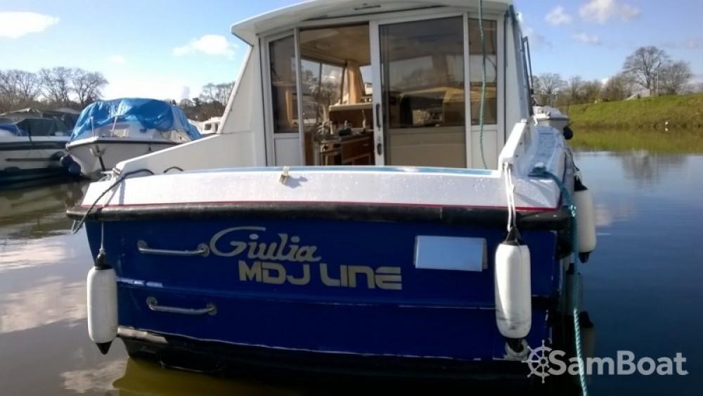 Verhuur Woonboot Bounty-Boats met vaarbewijs