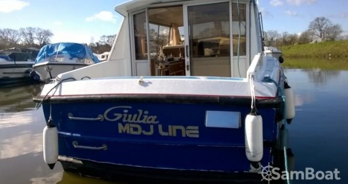 Verhuur Woonboot in Messac - Bounty-Boats Buccaneer 27 S