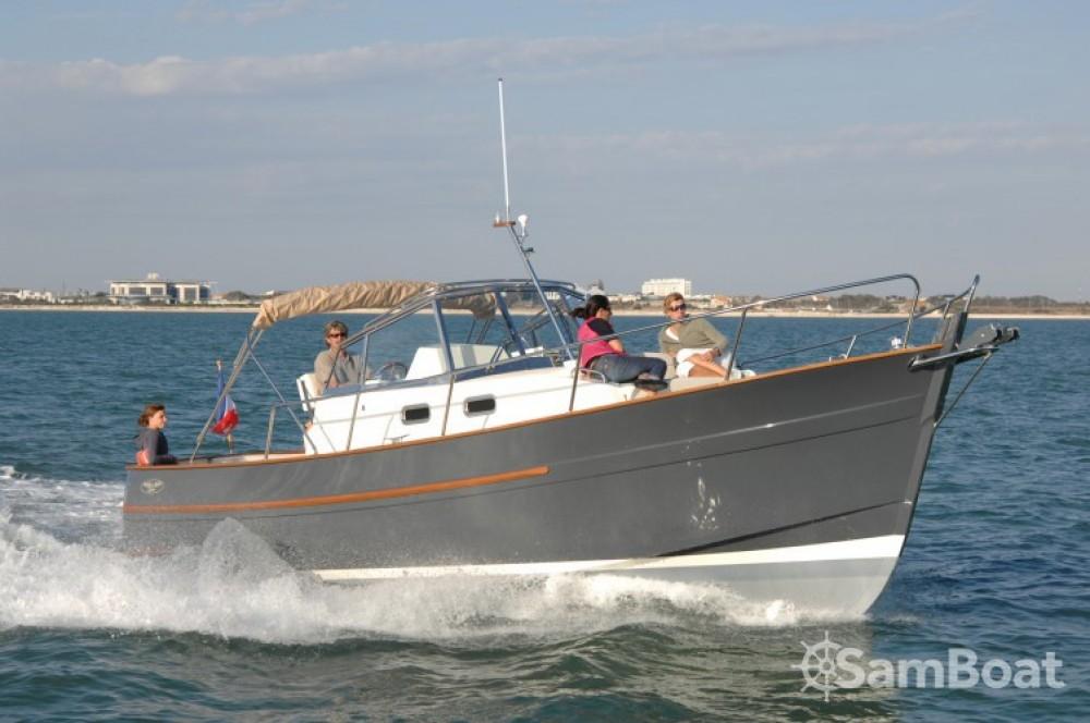 Jachthuur in Arzon - Rhea Rhea 850 Open via SamBoat