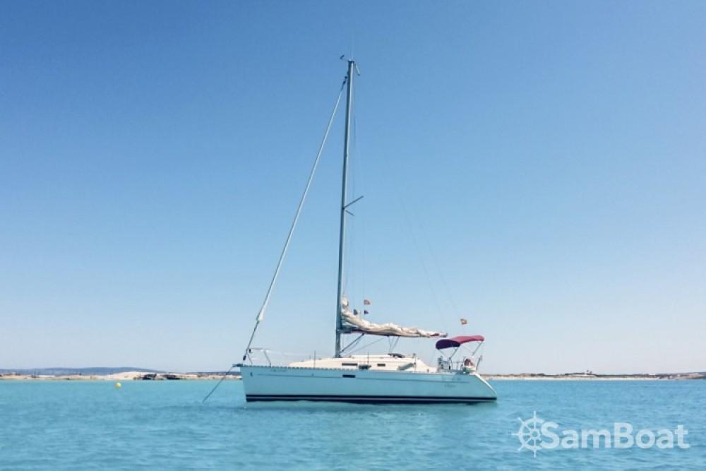 Verhuur Zeilboot in Club Naútico Ibiza - Bénéteau Oceanis 311 Clipper