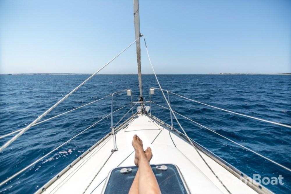Bootverhuur Club Naútico Ibiza goedkoop Oceanis 311 Clipper