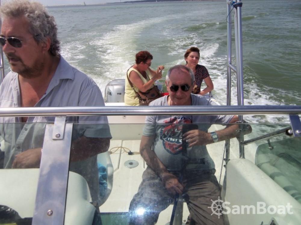 Verhuur Motorboot Lms 7.05 met vaarbewijs