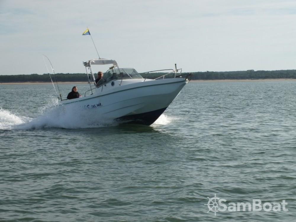 Huur Motorboot met of zonder schipper Lms 7.05 in