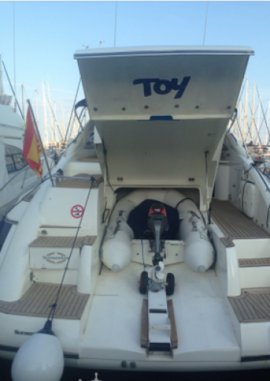 Bootverhuur Sunseeker Camargue in Barcelona via SamBoat