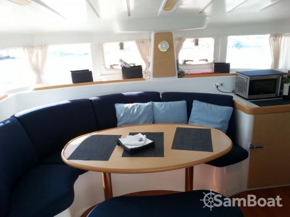 Huur Catamaran met of zonder schipper Lagoon in Le Verdon-sur-Mer