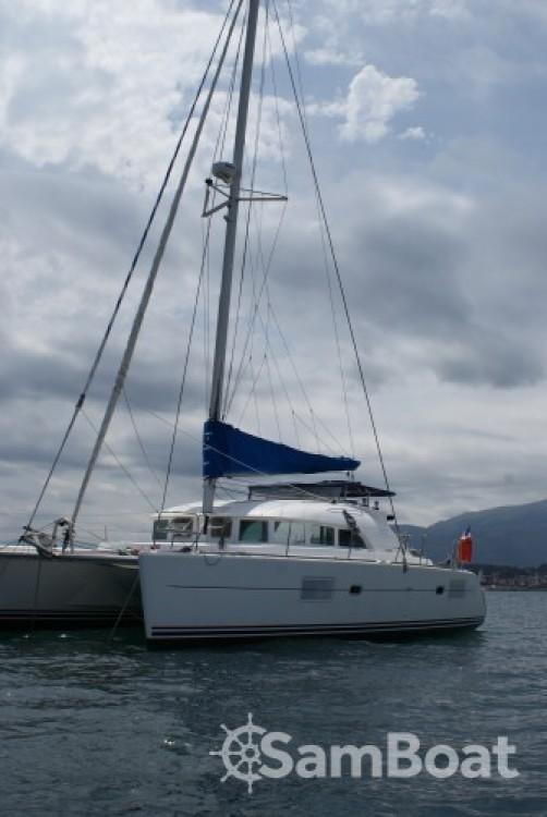Jachthuur in Le Verdon-sur-Mer - Lagoon Lagoon 380 S2 via SamBoat