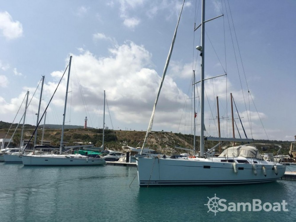 Bootverhuur Hanse Hanse 470 E in Nicosia via SamBoat