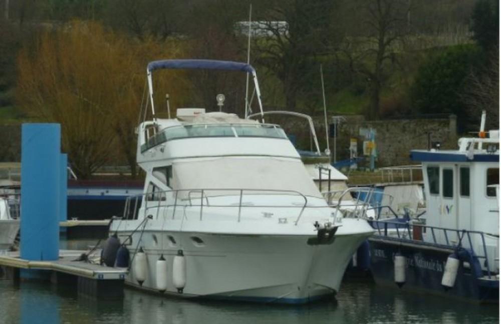 Huur Motorboot met of zonder schipper Arcoa in Les Roches-de-Condrieu
