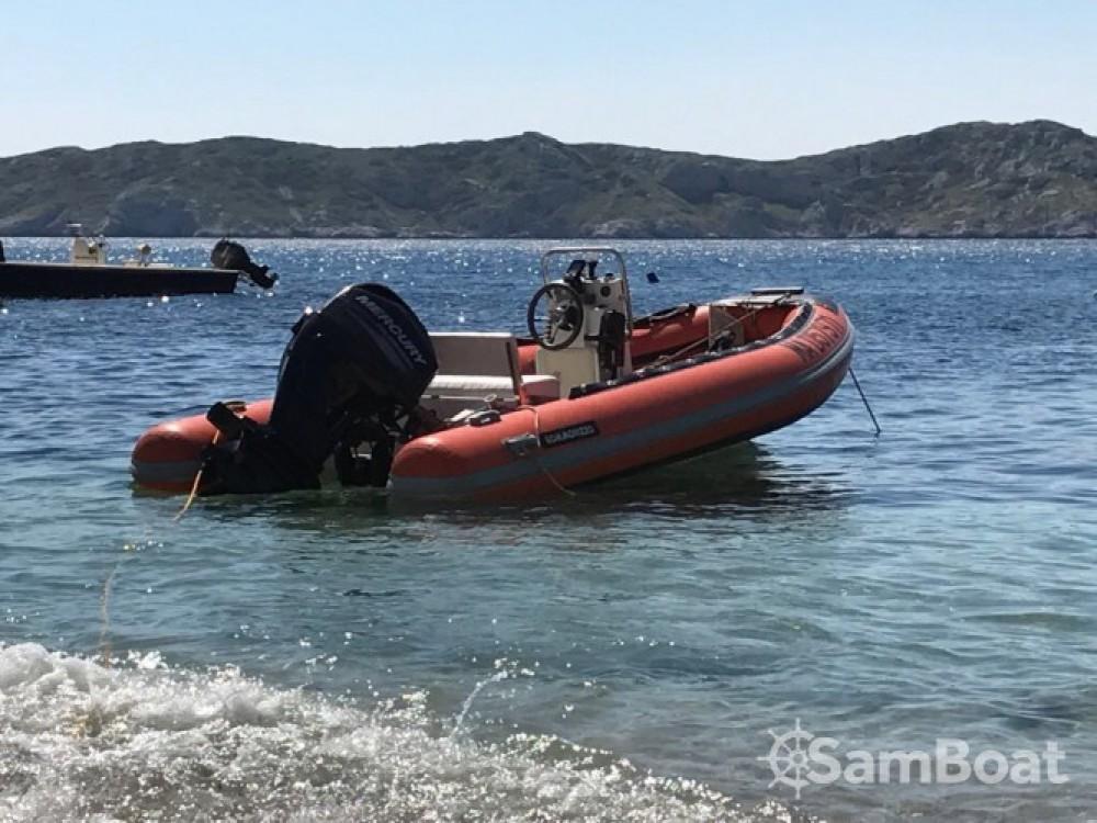 Verhuur Rubberboot in  - Gommorizzo Diego