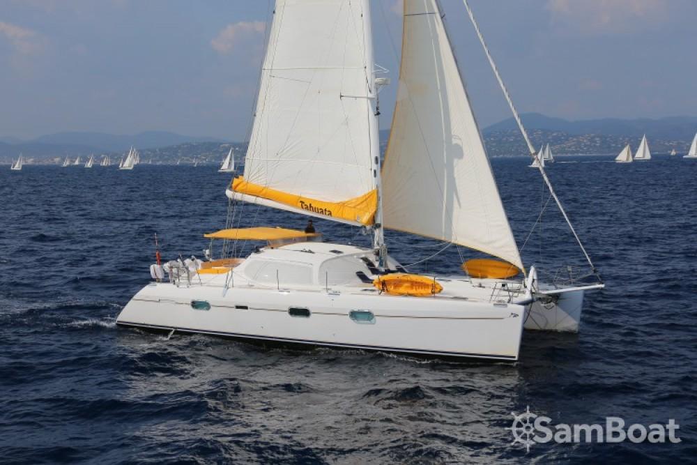 Huur Catamaran met of zonder schipper Privilege-Marine in Ajaccio