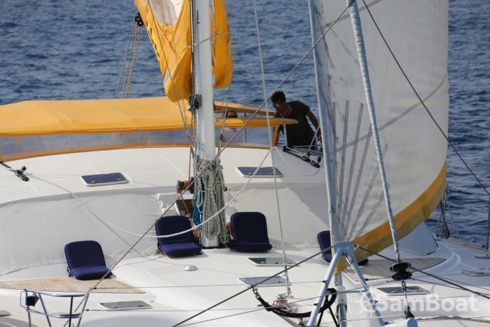 Verhuur Catamaran in Ajaccio - Privilege-Marine PRIVILEGE 585