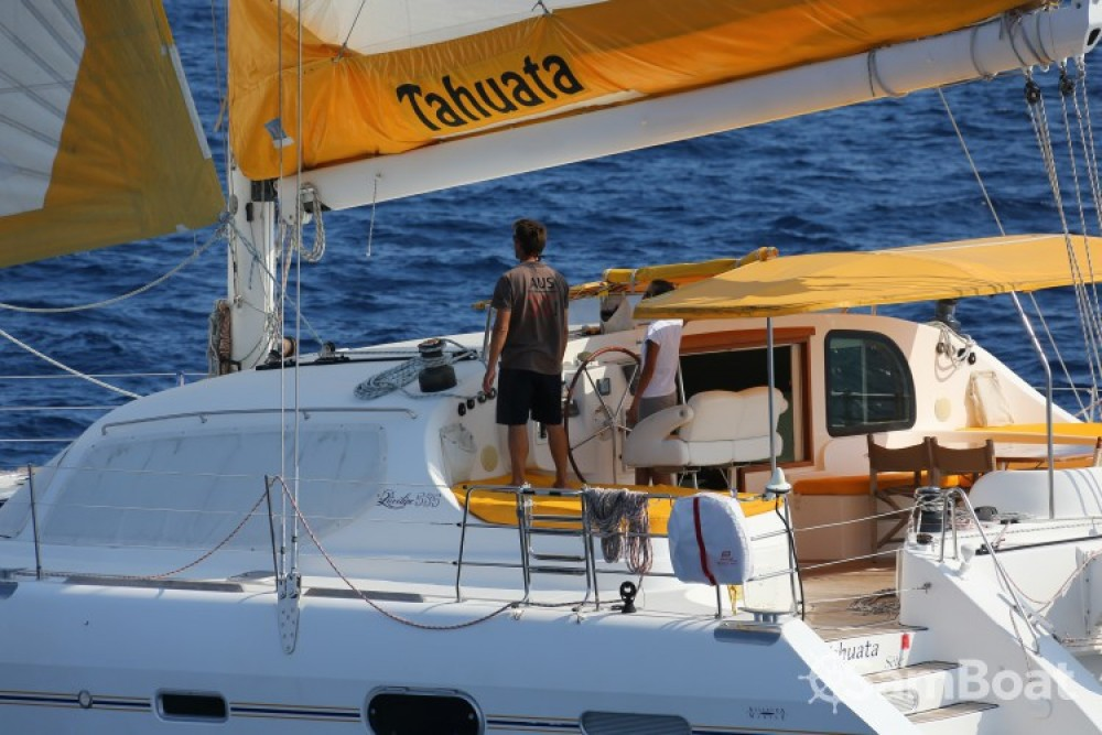 Bootverhuur Privilege-Marine PRIVILEGE 585 in Ajaccio via SamBoat