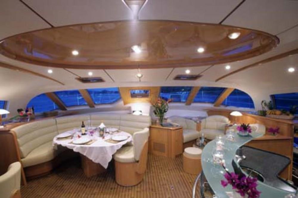 Jachthuur in Ajaccio - Privilege-Marine PRIVILEGE 585 via SamBoat