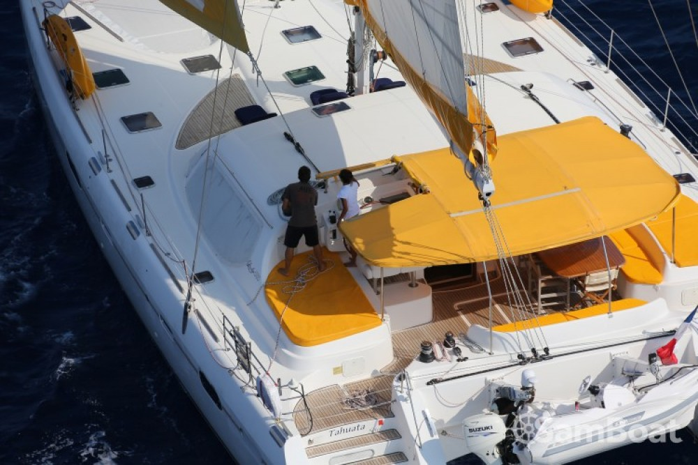 Huur een Privilege-Marine PRIVILEGE 585 in Ajaccio
