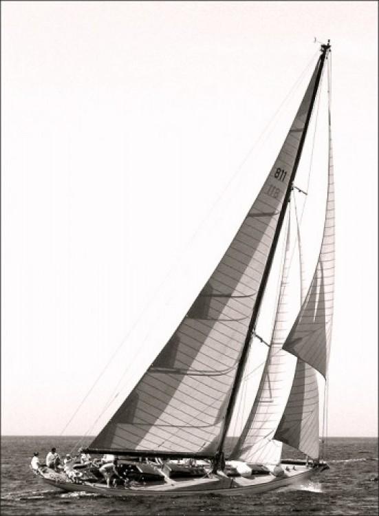 Huur Zeilboot met of zonder schipper Wiliam-Fife in Barcelona