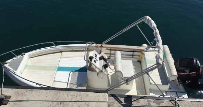 Verhuur Motorboot in L'Estaque - Sessa Marine Key Largo