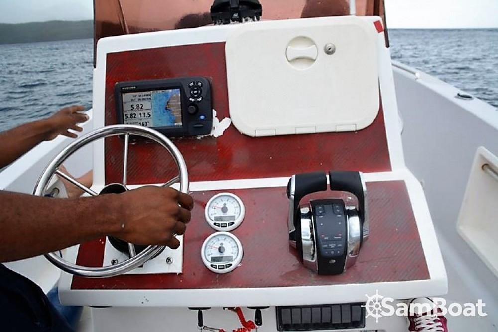 Verhuur Motorboot in Fort-de-France - Maran-30 Maran 30