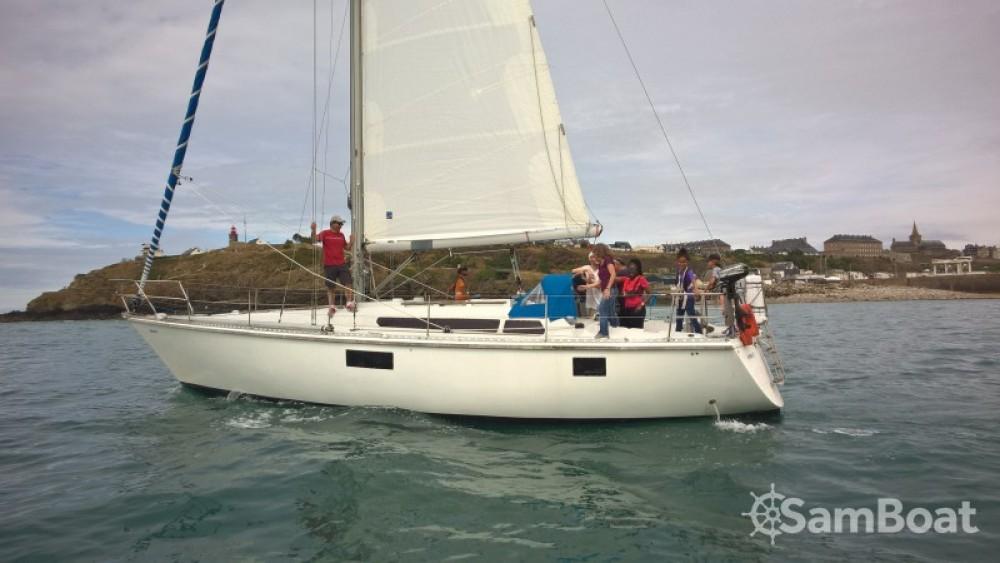 Huur een Gibert Marine Gib Sea 126 in Granville