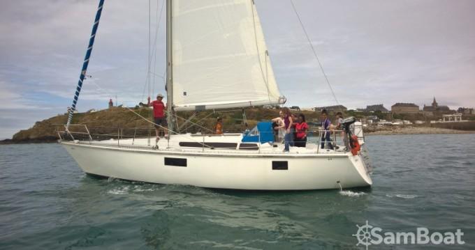 Verhuur Zeilboot in Granville - Gibert Marine Gib Sea 126