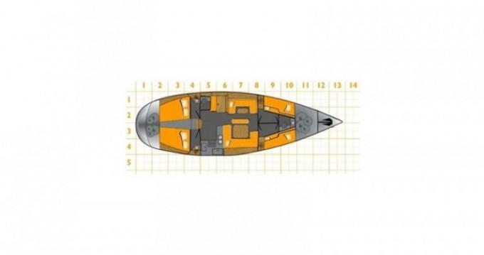 Bootverhuur Granville goedkoop Gib Sea 126