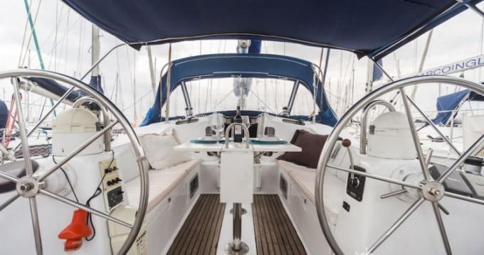 Verhuur Zeilboot in Valencia - Bénéteau Oceanis 510