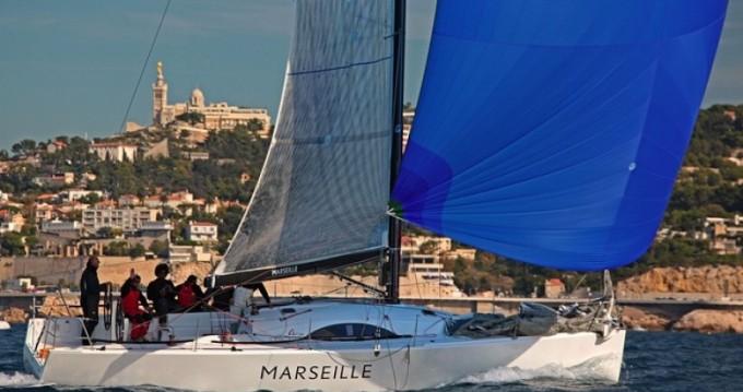 Huur Zeilboot met of zonder schipper Archambault in Marseille