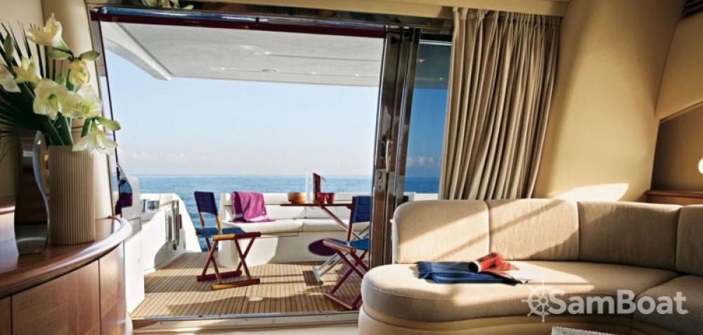 Verhuur Jacht in Cannes - Azimut 19