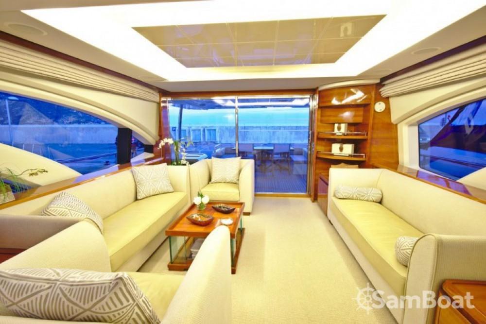 Jachthuur in Cannes - Azimut 22 via SamBoat