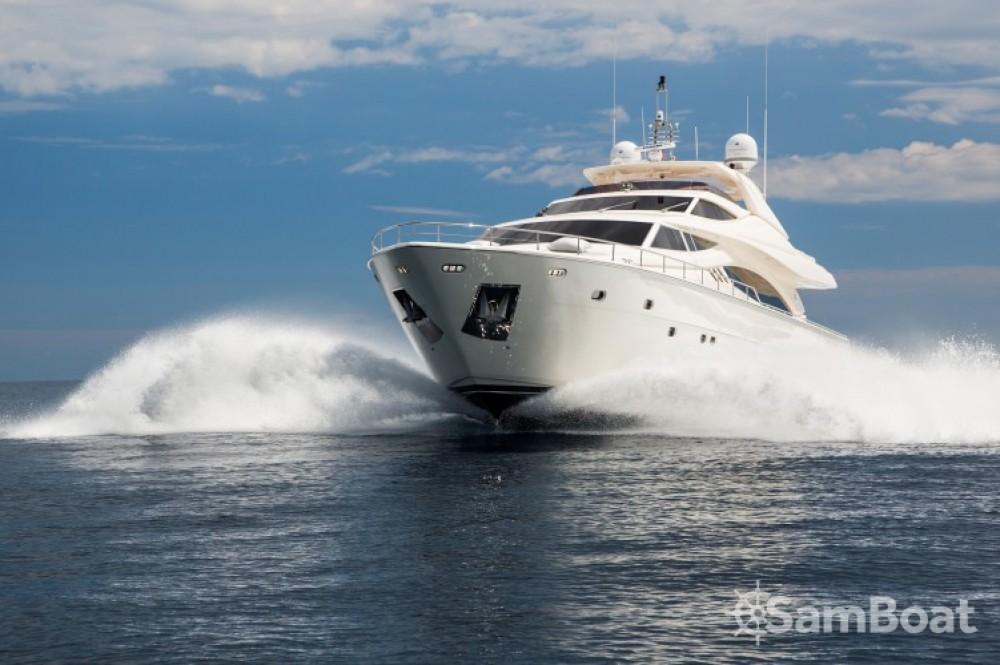 Verhuur Jacht in Saint-Tropez - Ferretti 27