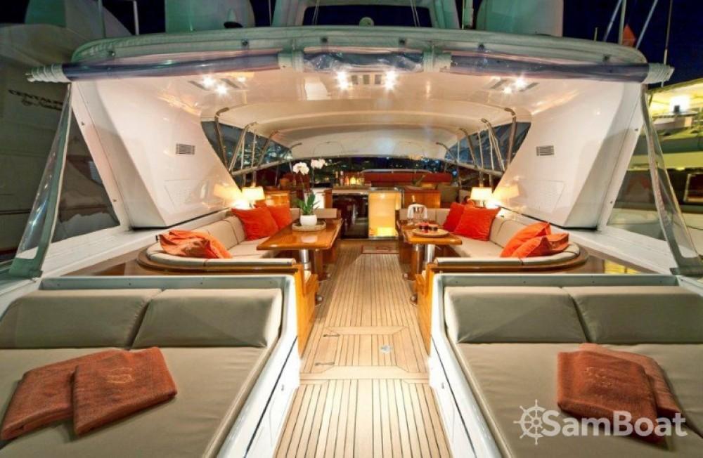 Huur Jacht met of zonder schipper Mangusta in Saint-Tropez