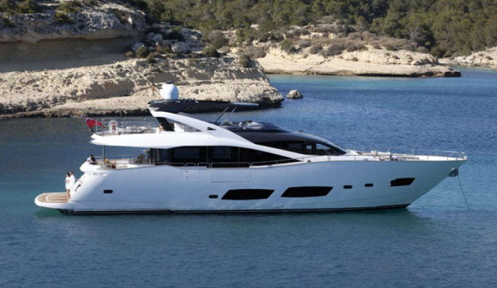 Jachthuur in Saint-Tropez - Sunseeker 28 via SamBoat