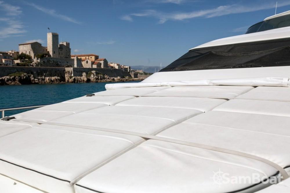 Verhuur Jacht in Cannes - Maiora 20