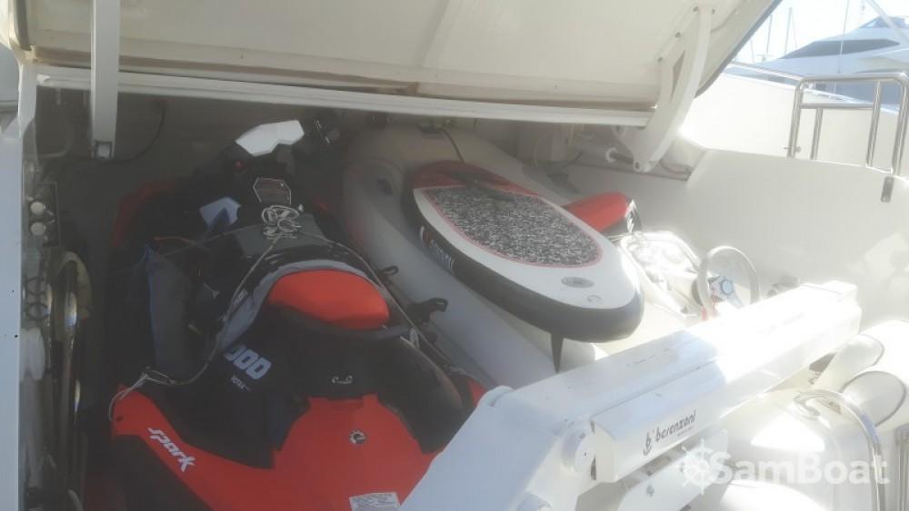 Huur Jacht met of zonder schipper Canados in Saint-Tropez