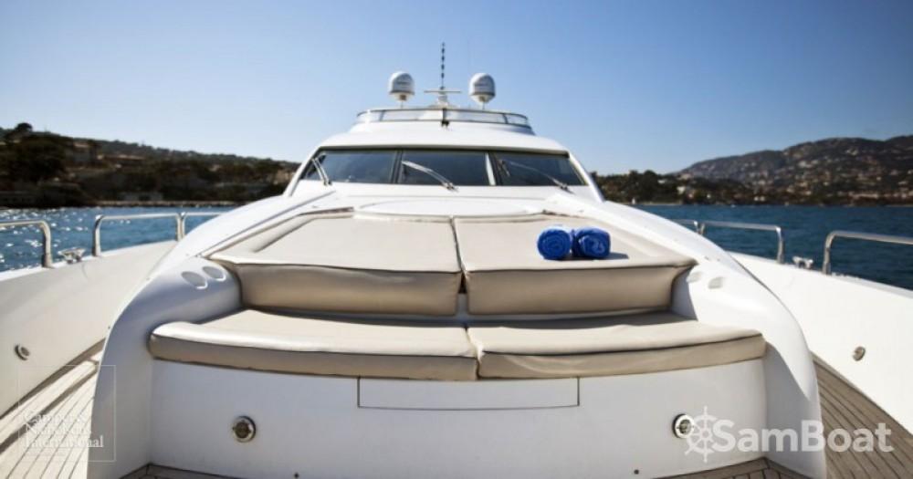 Huur Jacht met of zonder schipper Sunseeker in Saint-Tropez