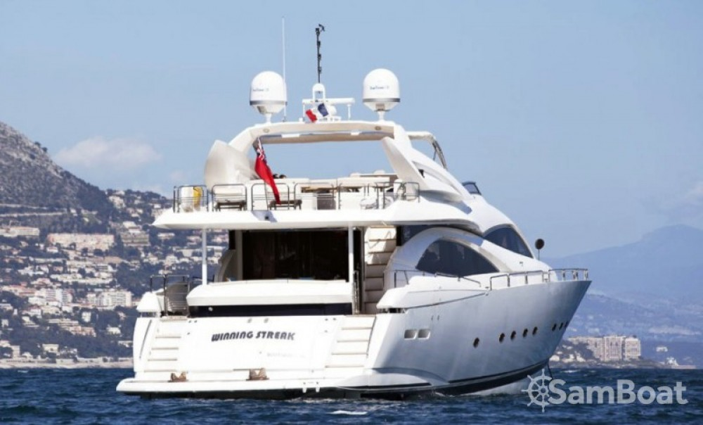 Bootverhuur Sunseeker 28 in Saint-Tropez via SamBoat