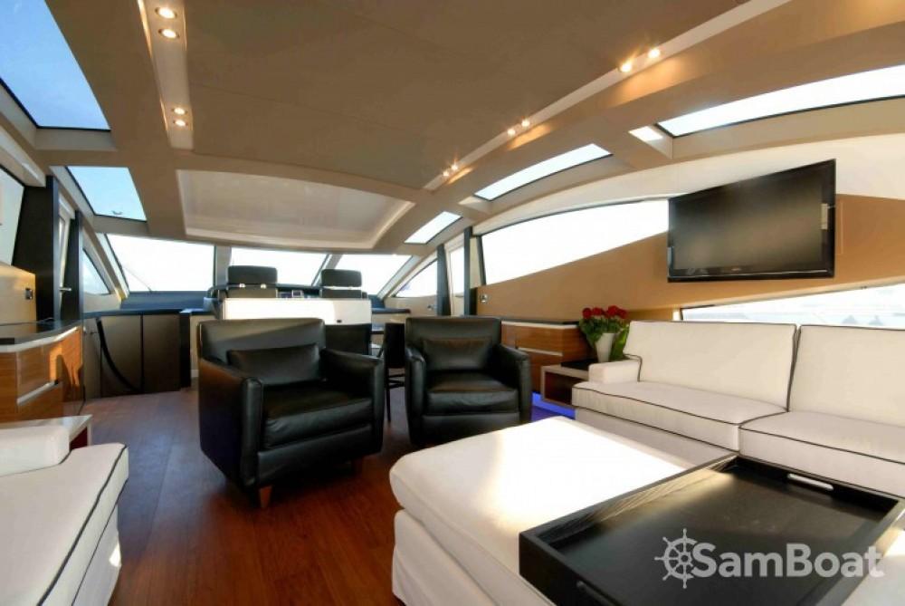 Verhuur Jacht in Saint-Tropez - Canados 27.45