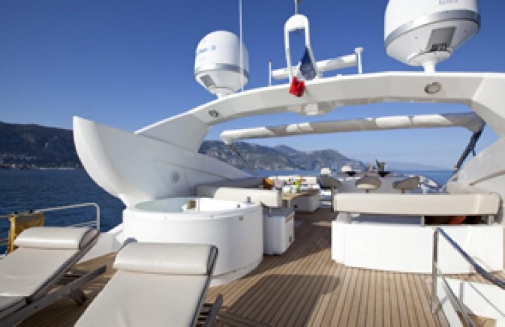 Verhuur Jacht in Saint-Tropez - Sunseeker 28